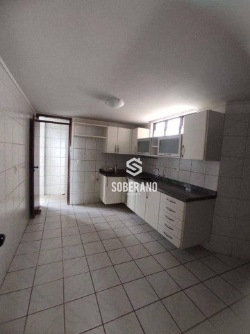 Apartamento com 3 dormitórios para alugar, 126 m² por R$ 3.000,00/mês - Manaíra - João Pes - Foto 9