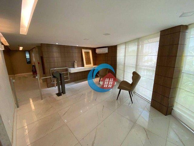 Sala para alugar, 45 m² por R$ 2.300,00/mês - Casa Forte - Recife/PE - Foto 4