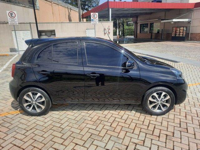 Nissan March SL 1.6 apenas 60mil km - Foto 5