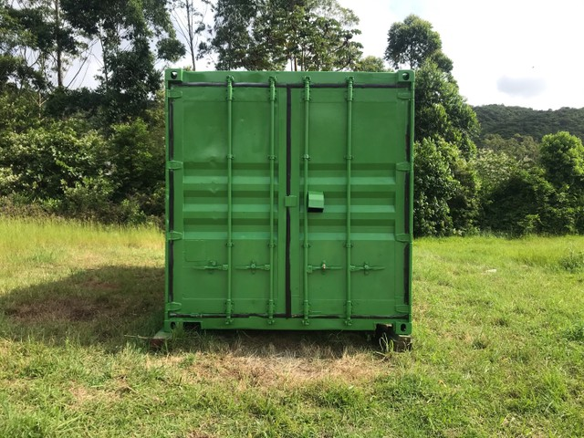 Container 20 pés 6 metros  - Foto 3