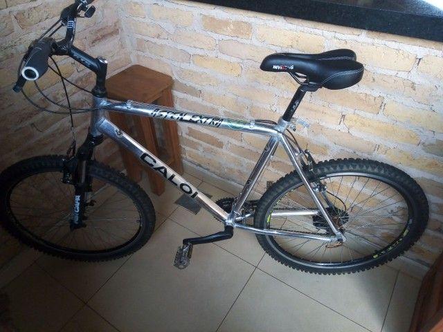 Bike Caloi Aspen Aro 26 - Foto 3