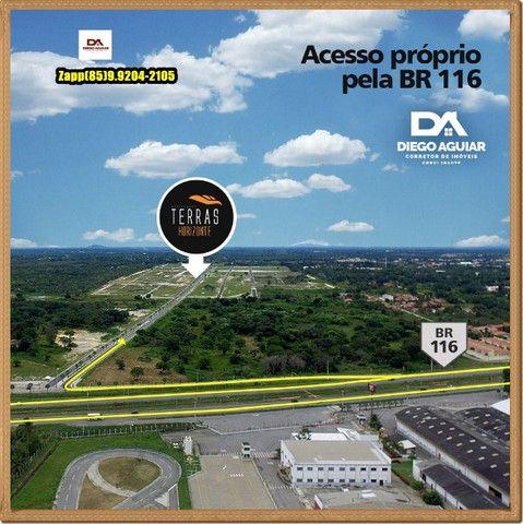 Loteamento Terras Horizonte -Ligue e agende sua visita!!! - Foto 4