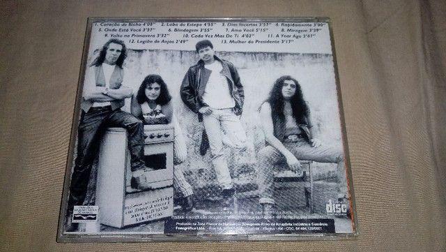CD Blindagem Dias Incertos - Foto 3