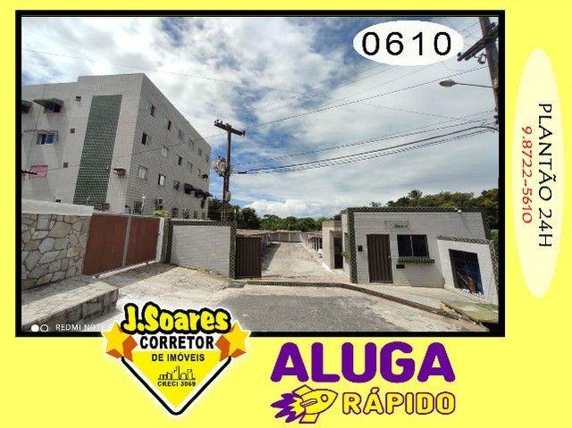 Cidade Universitária, 2 quartos, 58m², Água inclusa, R$ 700, Aluguel, Apartamento, João Pe
