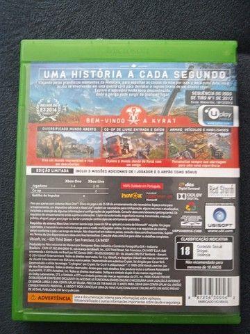 Jogo Farcry4 Xbox one - Foto 2