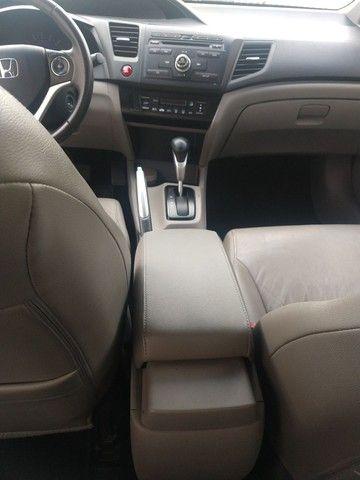 Honda Civic LXR, 2015, 2.0 flex,  Particular, Único dono - Foto 6