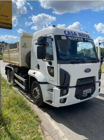 caminhão ford cargo caçamba 2429 (parcela+entrada) - Foto 2