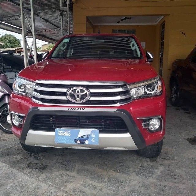 Toyota Hilux Srx 2.8 Aut - Foto 7
