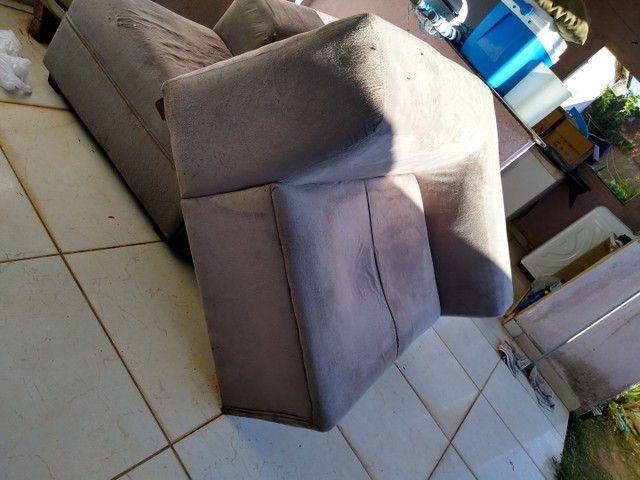 Vendo sofá de canto!! Nesse preço, pq não entrego.