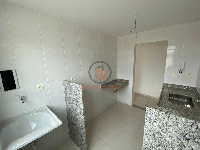 Apartamento para venda tem 60 metros quadrados com 2 quartos em Mantiqueira - Belo Horizon - Foto 5