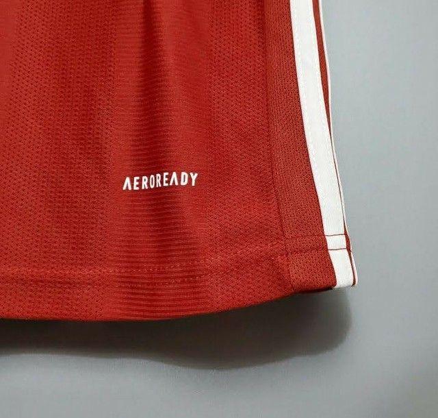 Camisa do Bayern deMunique  2021 oficial. - Foto 4