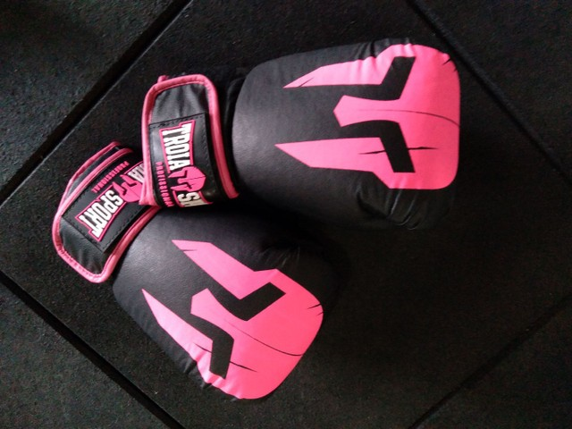 Luva de Muay Thai  - Foto 3
