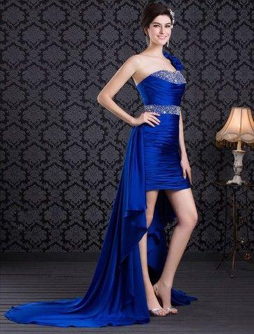 Vestido Festa Azul Royal - Foto 5