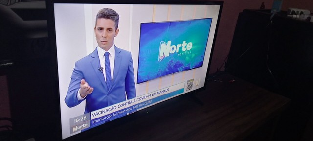 Tv Panasonic 3 meses de uso