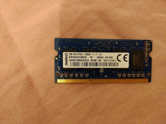 Vendo memória 2gb - Foto 2