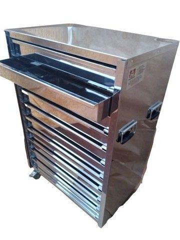 .Armário Térmico Loja do Pasteleiro para Pastéis com gavetas * Peça Única  - Foto 3