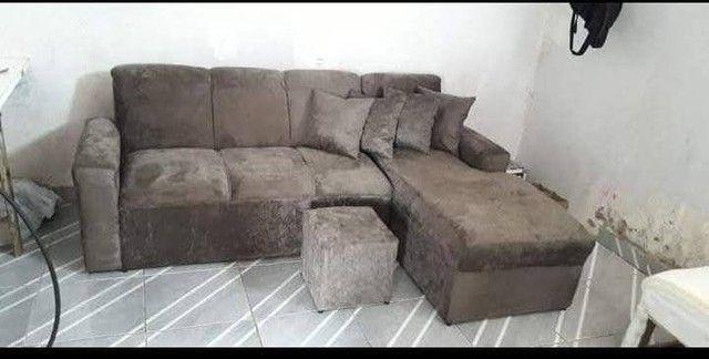 Vendo sofá e reformo  - Foto 5