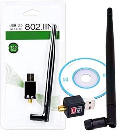 Adaptador Usb 2.0 Antena Receptor Wifi Wireless 1200 mbps - Foto 2