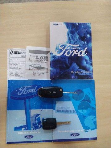 Ford Ranger XLS 2.2 4X4 CD Automática Diesel 2020 ( Garantia de Fabrica ) - Foto 18