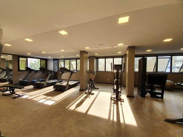 Linda apartamento de 02 quartos com lazer completo na Savassi!! - Foto 9