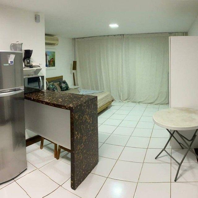 Flat para aluguel tem 50 metros quadrados com 1 quarto em Pescaria - Maceió - Alagoas - Foto 10