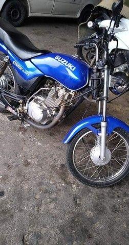 Vendo Scooter Suzuki GS 120 - Foto 4