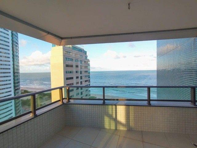 EA- Lindo apartamento no Pina. 4 suítes, vista livre, 2 vagas, 156m² - Foto 13