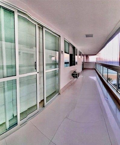 O melhor 2 quartos na Praia da Costa - Amplo e Alto Luxo na Av Gil Veloso - Vista Frontal! - Foto 16