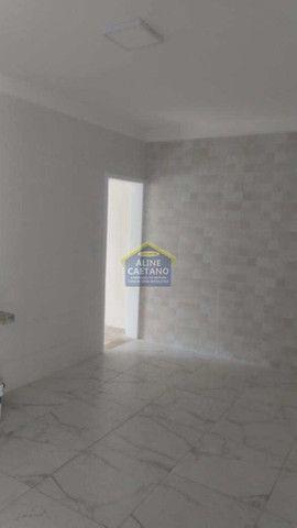 Casa à venda com 2 dormitórios em Caiçara, Praia grande cod:MGT70713 - Foto 5