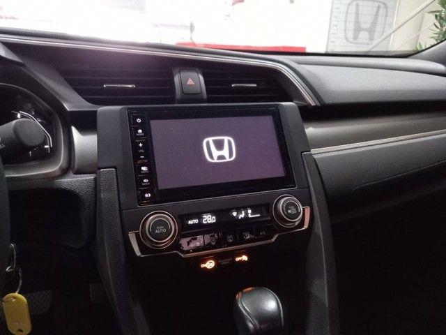 Honda Civic EX 2.0 FLEX AUT 4P - Foto 8