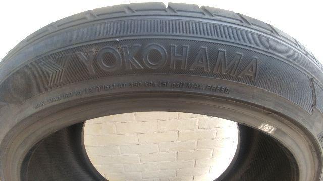 Pneu Yokohama Advan A10 215/45R18 89W