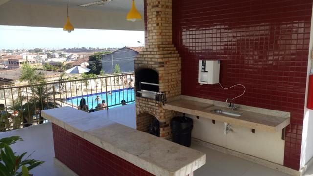 Passo Apartamento 2 Quartos pronto pra morar Cond Parque Vila Imperial MRV