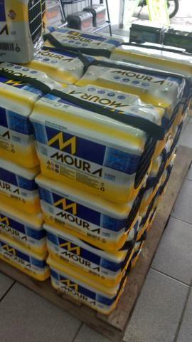 Baterias moura de 60 ah garantia de 18 meses entrega grátis