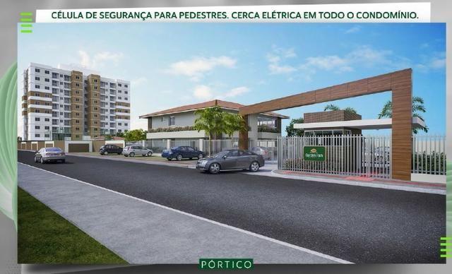 Garden Park - Lançamento no DIA - 2 e 3 qtos c/ varanda - Inácio Barbosa