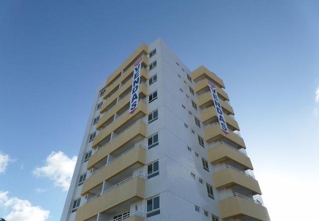 Condomínio Barcelos Residence Nova Parnamirim - 64m² de área construída