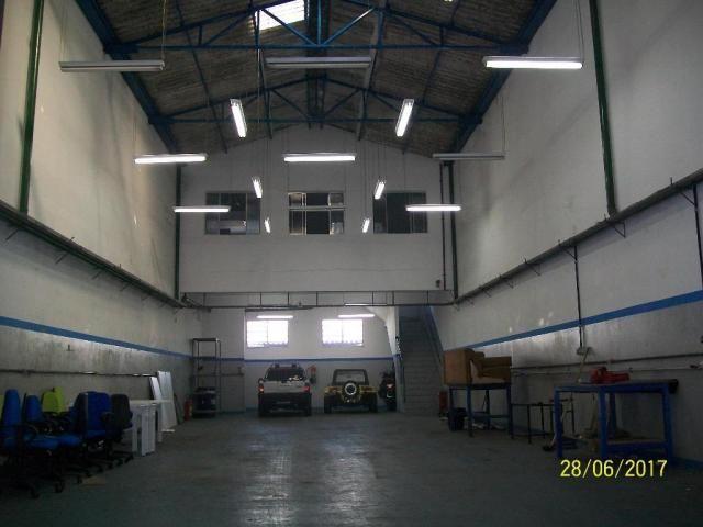 Galpão/depósito/armazém à venda em Santo antônio, São caetano do sul cod:GA0053