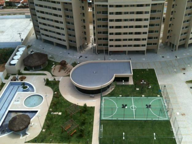 Natal Brisa 96m² - 3/4 Oportunidade (Excelente Condomínio). Unidade da construtura nova!