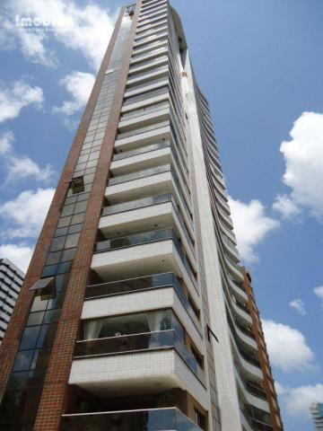 Ed. Palazzo, colmeia,  Apartamento  residencial à venda, Meireles, Fortaleza.