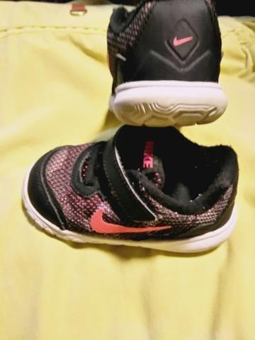 e69bfbef65a Tênis infantil Nike número 20 por 50