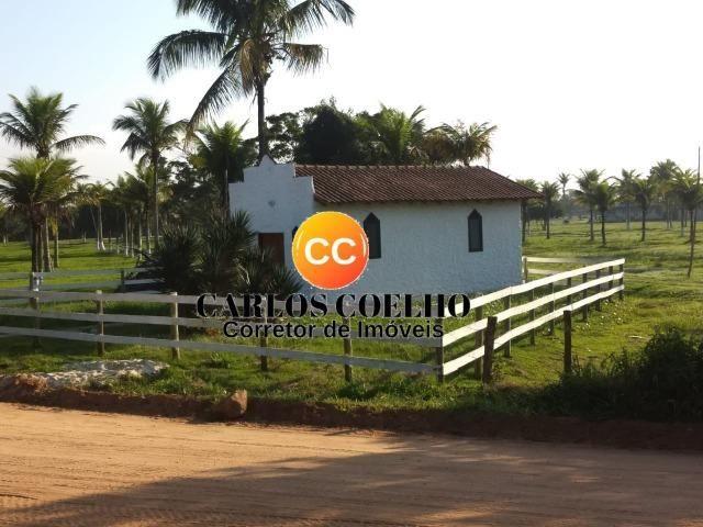 - Terrenos localizados à 1km da Rodovia Amaral Peixoto