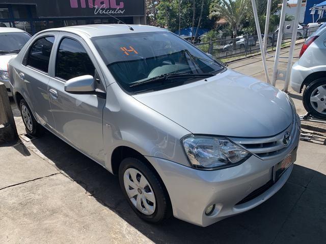 Etios 1.5 X Sedan 2014 - Foto 7