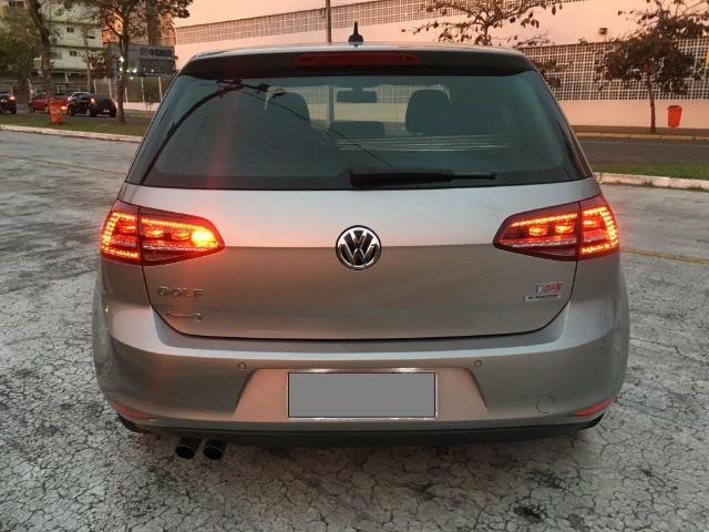 Abaixo da FIPE - Volkswagen Golf 1.4 Highline TSI - Foto 5