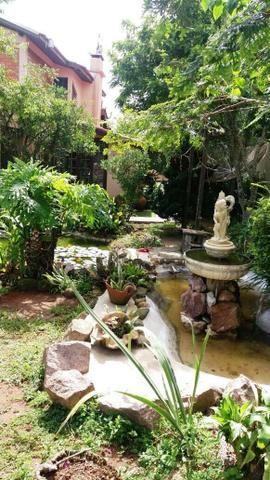 Sobrado estilo colonial com Amplo terreno para quem quer morar om Qualidade de vida - Foto 7