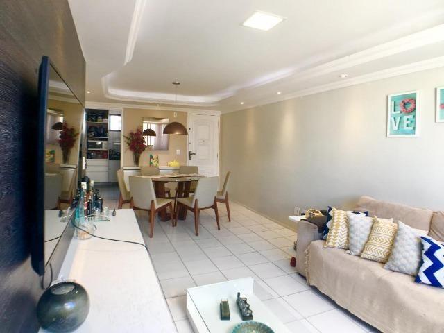 Apartamento no Luciano Cavalcante com 3 quartos e 2 vagas - Foto 4