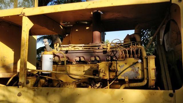 Patrol Motoniveladora Cat Caterpillar 120B - Foto 6