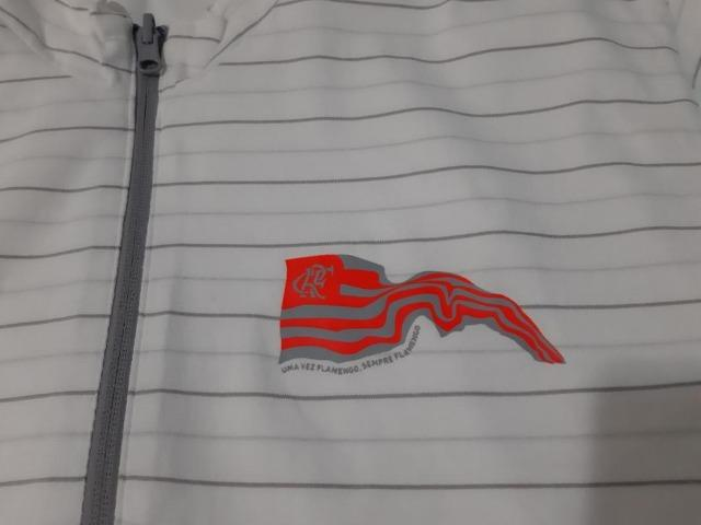 Casaco Flamengo Adidas, original - Foto 5