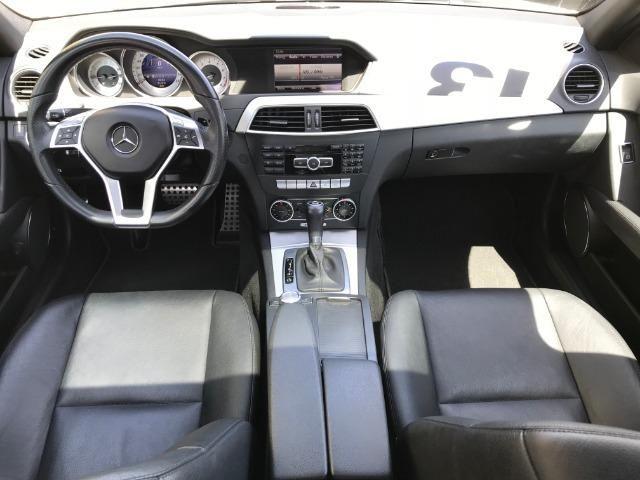 Mercedes-benz C-250 CGI Sport 1.8 16V Aut. Mod-2013 !!! - Foto 5