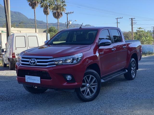 Toyota Hilux Srx 2016 36000 km
