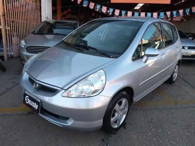 HONDA FIT 2003/2004 1.4 LX 8V GASOLINA 4P AUTOMÁTICO