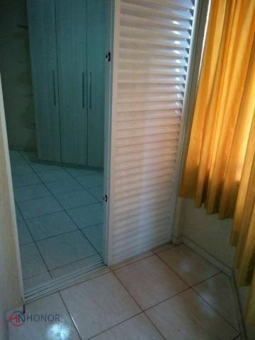 Apartamento com 3 dormitórios à venda, 90 m² por r$ 399.000 - parque das nações - santo an - Foto 18